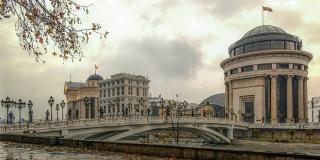 Koronavirus ponovno buknuo u Sjevernoj Makedoniji