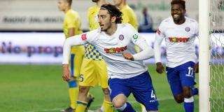 Otpao bugarski stoper, Hajduk mijenja formaciju