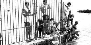 STARA SPLITSKA KUPALIŠTA Ovčice su se počele uređivati pedesetih godina prošlog stoljeća