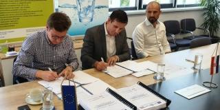 AGLOMERACIJA KAŠTELA-TROGIR: ViK i Strabag krenuli u realizaciju projekta vrijednog više od 263 milijuna kuna