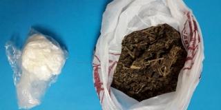 Policija u stanu na splitskom području pronašla speed i marihuanu