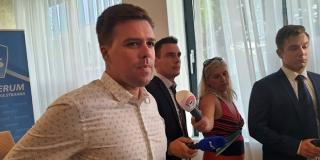 VIDEO Igor Stanišić: Iznenađen sam rezultatom izlazne ankete, naše informacije s terena su drugačije