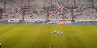 VIDEO: Torcida nakon utakmice skandirala, ostatak stadiona izviždao igrače