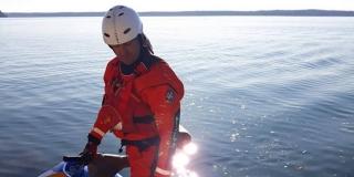 U tijeku potražna akcija na moru na području Bibinja