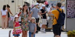 FOTOGALERIJA Splitska riva pršti ljetnim šarenilom