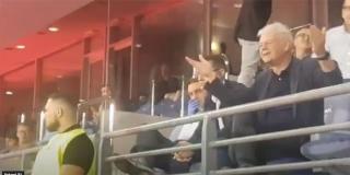 VIDEO: Dinamovci vrijeđali Brbića, on im slao poljupce