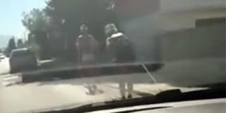 VIDEO IZ KAŠTELA 'Brajo, jesu maniti ovi stranci!'