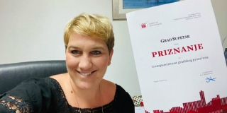Grad Supetar dobio priznanje za transparentnost proračuna