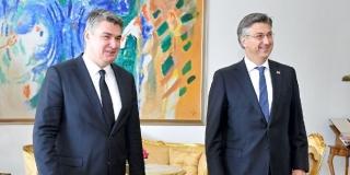 MILANOVIĆ PISAO PLENKOVIĆU: Traži sazivanje sjednice Vijeća za nacionalnu sigurnost