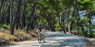 HNS ZAHTIJEVA Promet na Marjanu odmah zabraniti, a pješake i rekreativce razdvojiti
