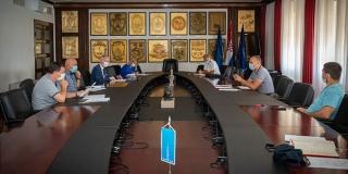Usuglašene izmjene Zaključka o korištenju prometnica na Marjanu