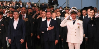 VIDEO Na Kninskoj tvrđavi održan svečani prijem ratnih zapovjednika