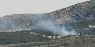 PLANULO IZNAD PLANOG Požar je brzo lokaliziran, u tijeku je sanacija