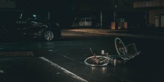 POLICIJA TRAŽI OČEVICE Tko je ubio vozača bicikle i pobjegao