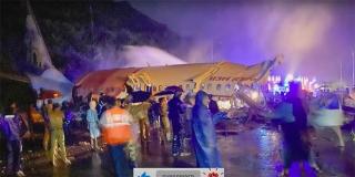 NESREĆA INDIJSKOG ZRAKOPLOVA Boeing izletio s piste, 16 mrtvih
