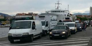 UDARNI TURISTIČKI VIKEND: 200 tisuća putnika proći će kroz splitske trajektnu i zračnu luku