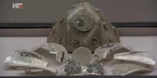 NAJSKUPLJA COVID MASKA: Od 18-karatnog zlata s 3600 dijamanata