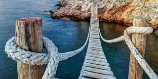 NESTALA POPULARNA ATRAKCIJA: Srušen drveni viseći most ispod štinjanske utvrde Punta Christo