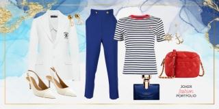 JOKER FASHION PORTFOLIO Diskretni luksuz mornarskog stila