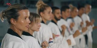 Započnite svoju priču u taekwondo klubu Marjan