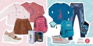 JOKER FASHION PORTFOLIO Moda u školskim klupama!