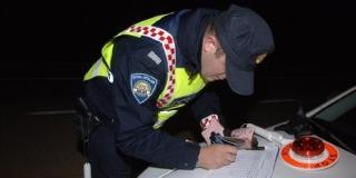 MRTAV PIJAN Policija ga uhvatila za volanom s 4,90 promila