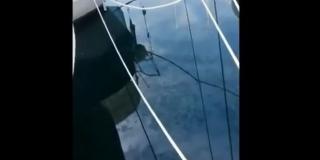 VIDEO Naftna mrlja pluta morem u Vranjicu