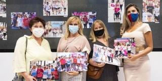 FOTOGALERIJA: U Fotoklubu Split otvorena izložba Race for the Cure