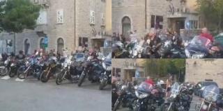 VIDEO Bajkersko vjenčanje u Splitu