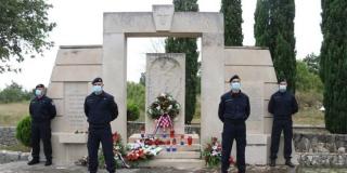 HRVACE Obilježena 29. godišnjica stradavanja devetorice policijskih službenika