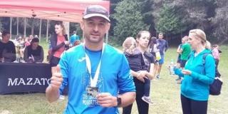 Vukovarski policajac na utrci kroz planinu spasio ženu od roja stršljena