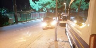 POLICIJA ČUVALA HAJDUKOVCE Trening kasnio sat i 20 minuta