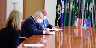 Ministar Božinović virtualno potpisao Memorandum s Ministarstvom domovinske sigurnosti SAD-a