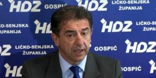 Bivši ministar zdravstva, ličko-senjski župan Darko Milinović je u samoizolaciji