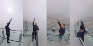 VIDEO Prizori koji oduzimaju dah; Nebeska šetnica u maglenom zagrljaju