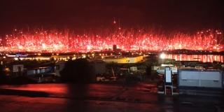 FOTO/VIDEO Split je gorio, pogledajte spektakularne snimke s proslave Torcidinog rođendana