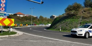 Privremeno zatvorena brza cesta Solin-Klis
