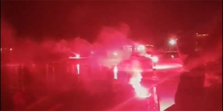 VIDEO Brodarica je također spektakularno proslavila Torcidin rođendan