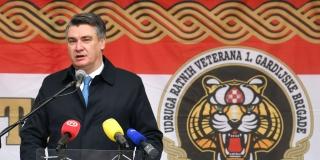 Milanović oštro reagirao na Banožićevu smjenu vojnog brigadira