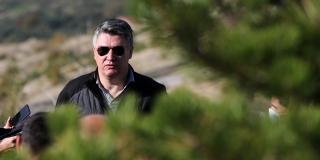 HDZ: Milanović je iskompleksirani klaun, lažljiv i licemjeran