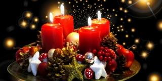 VRIJEME DOŠAŠĆA Danas palimo prvu svijeću na adventskom vijencu, doznajte što znači svaka od njih