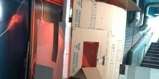 BOLNIČKA FAVELA Ovako izgleda zaštitarska kućica u KBC-u s covid bolesnicima