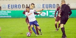 DUPLIN OSVRT: Teren je bio očajan kao protiv Dnjepra, ali je izostala Hajdukova pobjeda