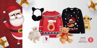 JOKER FASHION PORTFOLIO Misija: učinimo najmlađima Božić zabavnijim!