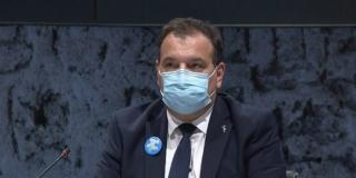 Vili Beroš: Peđa Grbin svojim nekorektnim izjavama iznosi neistine