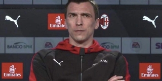 Mandžukić se odrekao plaće za ožujak, Milan će je donirati humanitarnoj zakladi