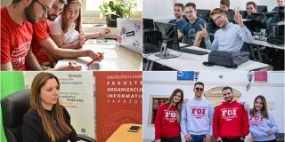 Studenti FOI-ja visokom ocjenom ocijenili e-predmete i online nastavu u prošlom semestru