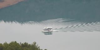 Torak je ime novog broda u floti Nacionalnog parka Krka