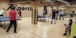 SPORTING CUP: U nedjelju amaterski turnir u stolnom tenisu