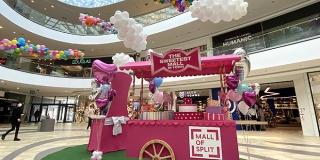 Mall of Split slavi peti rođendan i časti popustima!